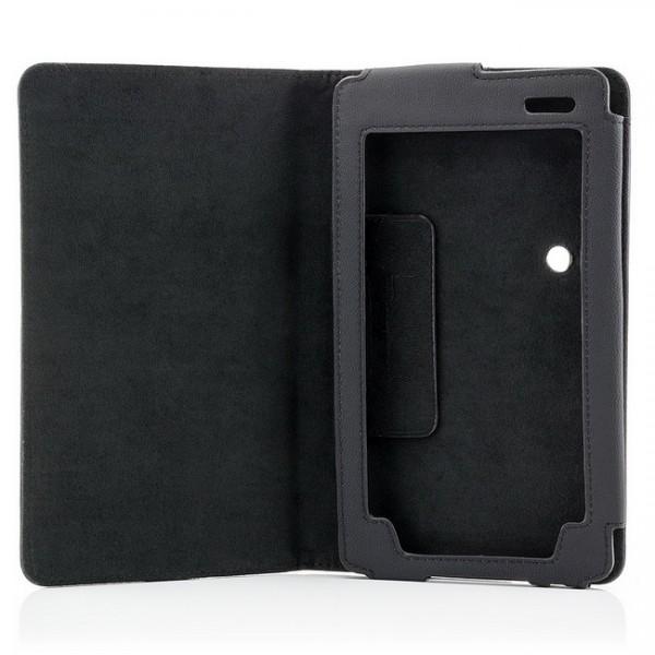 Slim Schutzhülle für Huawei Ideos S7 Slim Schwarz