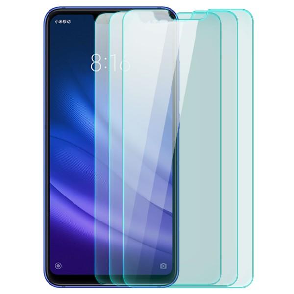 3x Displayschutzglas für Xiaomi Mi 8 Lite / Mi 8 Youth