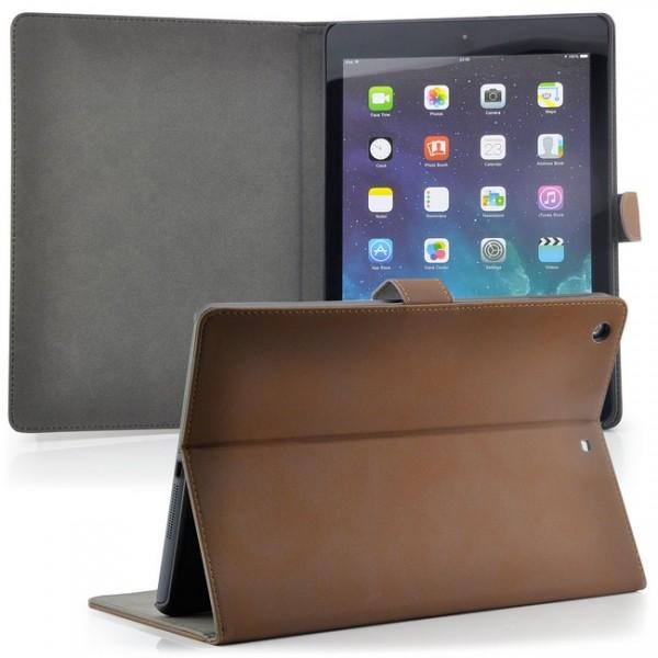 Vintage Tasche für Apple iPad Air Braun