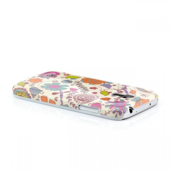 Blumen Hard Back Cover für Samsung Galaxy S4 Mini