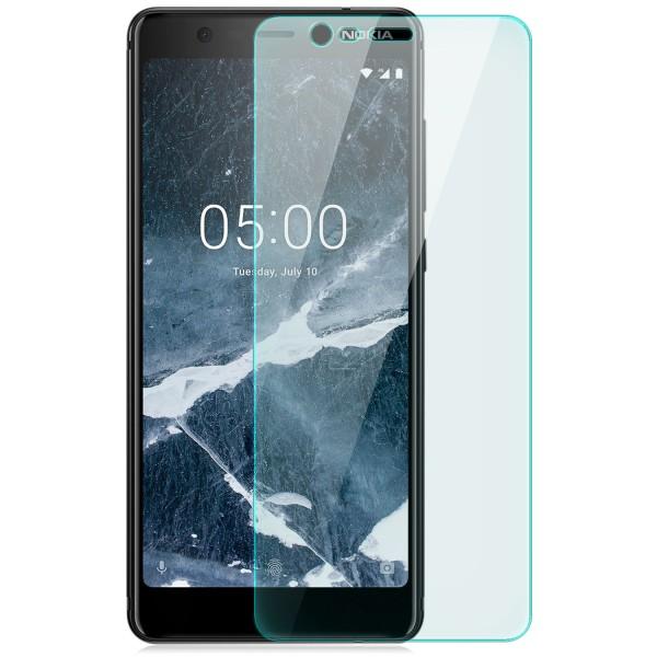 Curved Displayschutzglas für Nokia 5.1 - Transparent