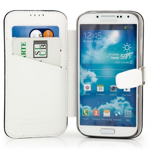 Hoco Q-Series Case für Samsung Galaxy S4 Schwarz