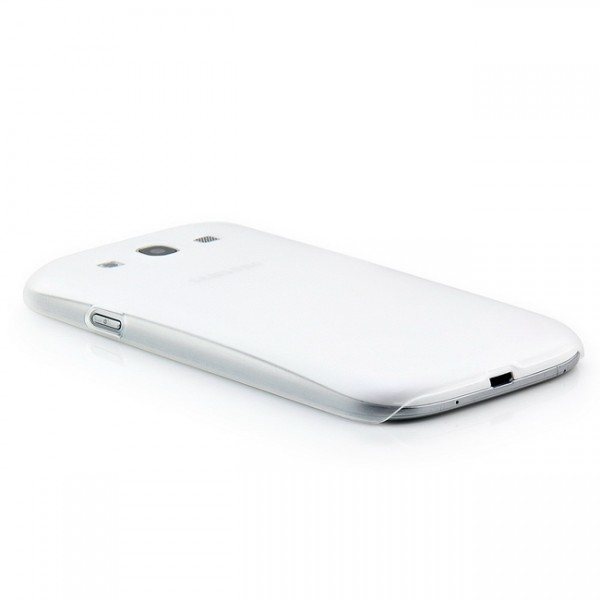 Ultra Slim Back Cover für Samsung Galaxy S3 Transparent