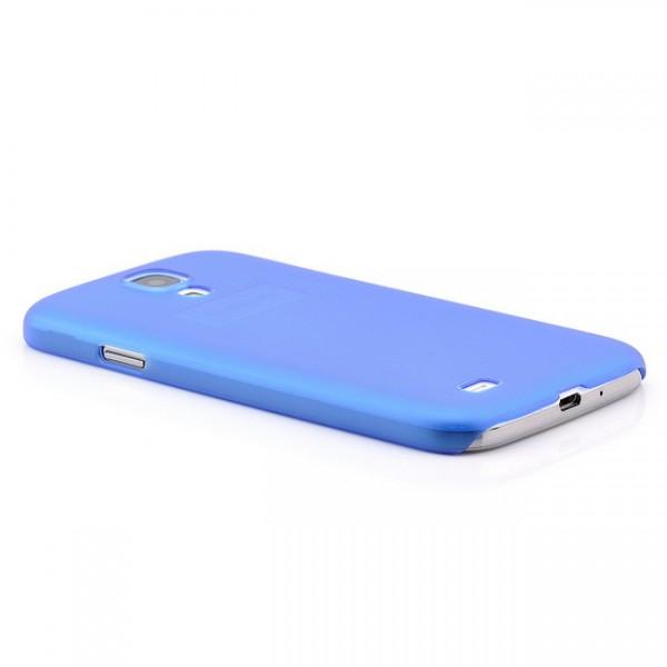 Ultra Slim Back Cover für Samsung Galaxy S4 Blau