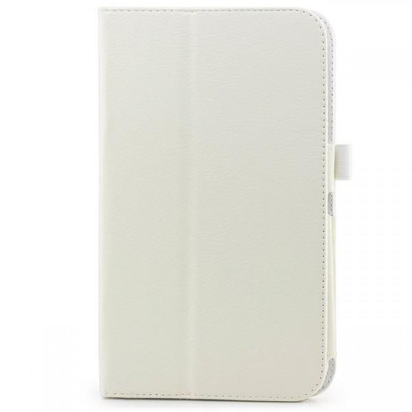 Slim Schutzhülle für Samsung Galaxy Tab 3 8.0 Weiß
