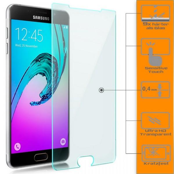 Displayschutzglas für Samsung Galaxy A7 (2016)