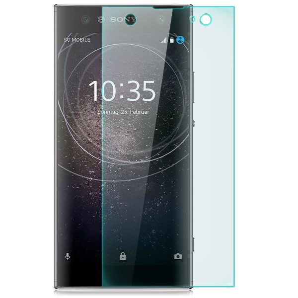 Curved Displayschutzglas für Sony Xperia XA2 Ultra - Transparent