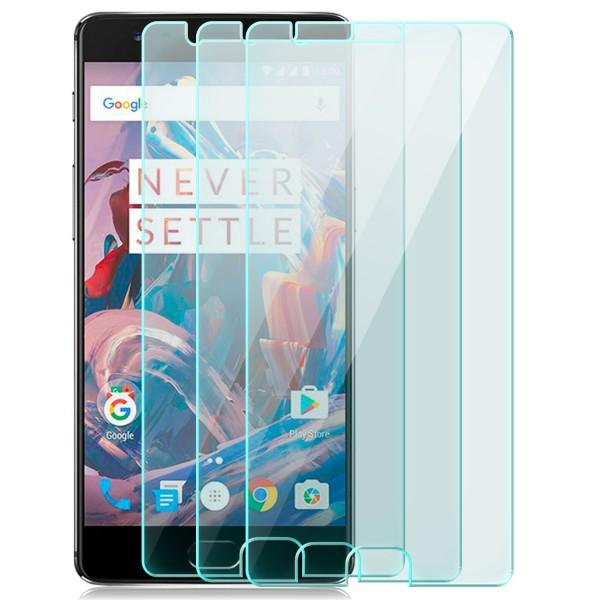 3x Displayschutzglas für OnePlus 3