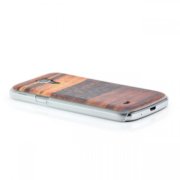 Youth Planet Peace Hard Back Cover für Samsung Galaxy S4 Mini