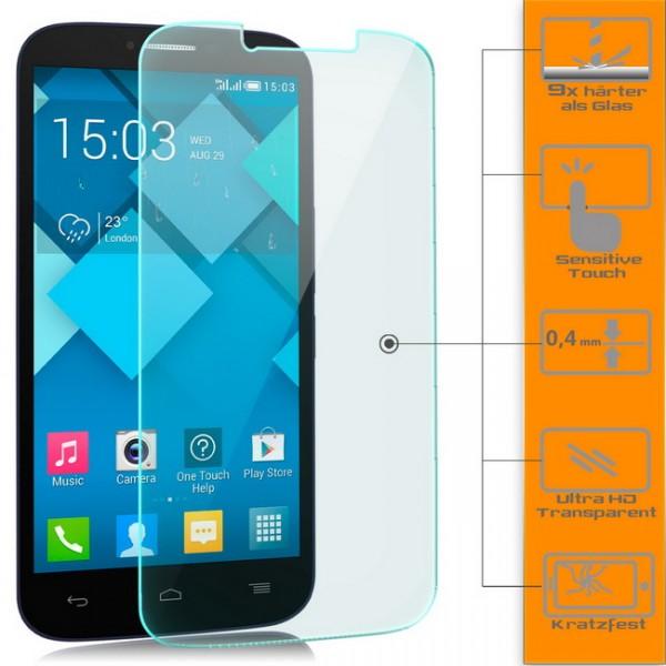 Displayschutzglas für Alcatel One Touch Pop C9
