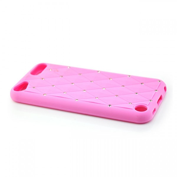 Silikon Case für Apple iPod Touch 5G Pink