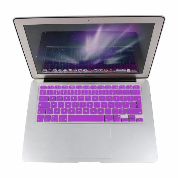 """MacBook Tastatur Cover 13"""" / 15"""" / 17"""" - Lila"""