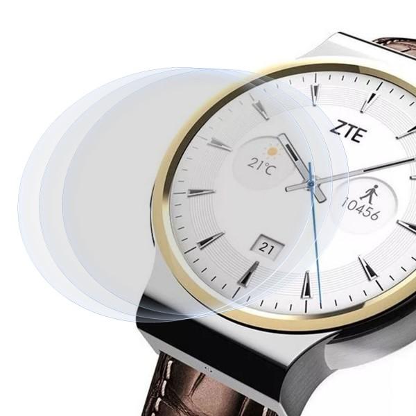 3x Displayschutzfolie für ZTE Axon Watch