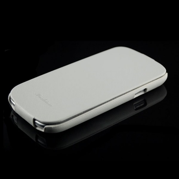 Business Flip Case für Samsung Galaxy S3 Grau