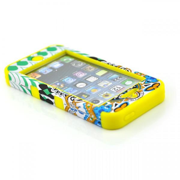 Outdoor Case für Apple iPhone 5 & 5S Gelb