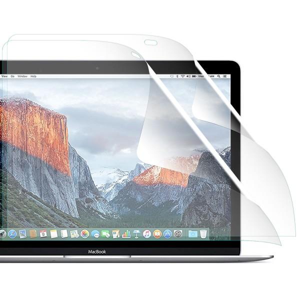 "2x Displayschutzfolie für Apple MacBook Retina 12"""