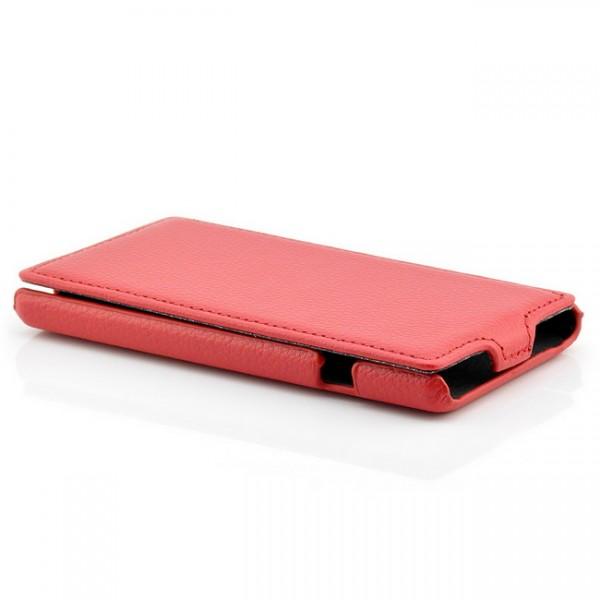 Flip Case für LG Optimus L9 P760 Rot