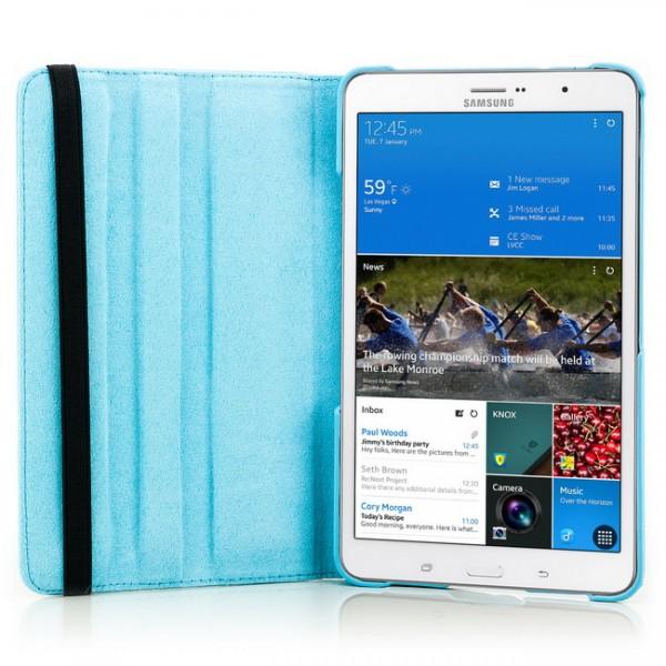 360° Tasche für Samsung Galaxy TabPRO 8.4 Blau