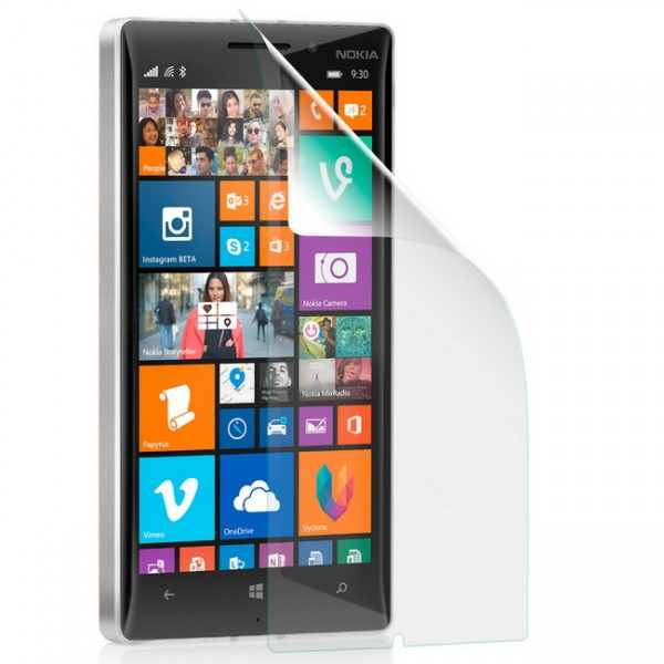 Displayschutzfolie matt für Microsoft Nokia Lumia 830