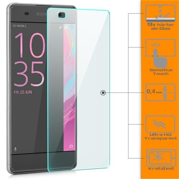 Displayschutzglas für Sony Xperia XZ