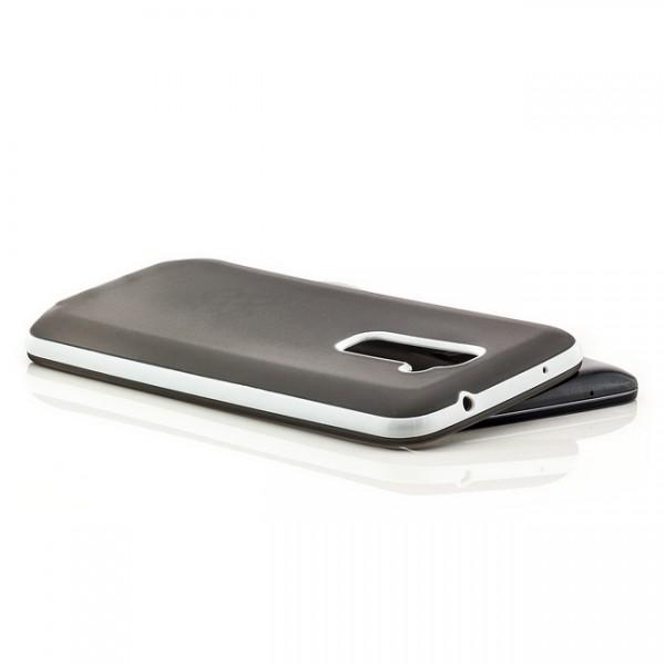 Silikon Case für LG G2 Grau