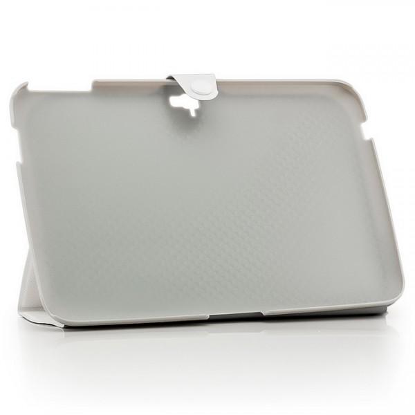 Slim TPU Case für Samsung Google Nexus 10 Weiß