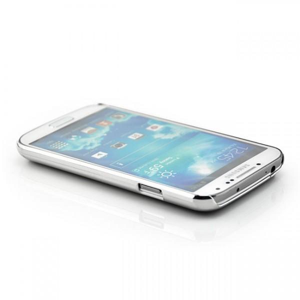 Deluxe Back Cover für Samsung Galaxy S4 Schwarz
