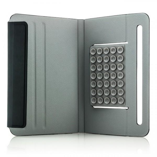 """Saugnapf Tablettasche 10"""" Schwarz für Samsung Galaxy Tab S 10.5"""