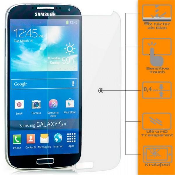Displayschutzglas für Samsung Galaxy S4