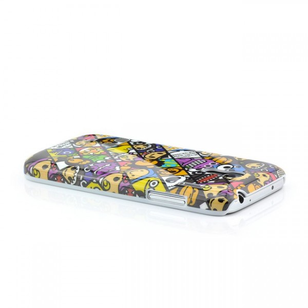Cartoon Hard Back Cover für Samsung Galaxy S4 Mini