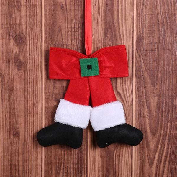 Weihnachtsmann-Schuhe