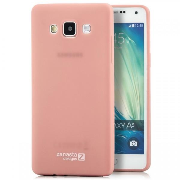 Zanasta Designs Silikon Case für Samsung Galaxy A5 - Rosa