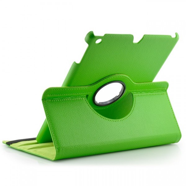 360° Tasche für Apple iPad Air Grün