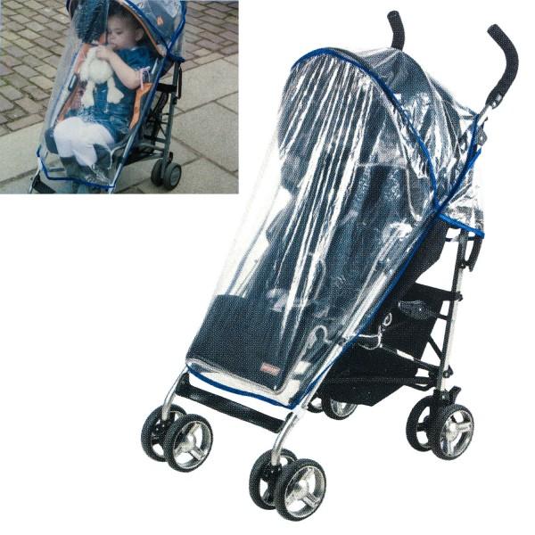 Regenschutz für Kinderwagen - Buggy