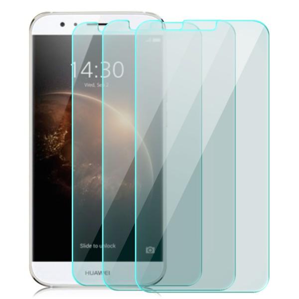 3x Displayschutzglas für Huawei G7 Plus