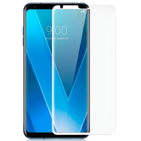 Curved Displayschutzglas für LG V30 - Transparent