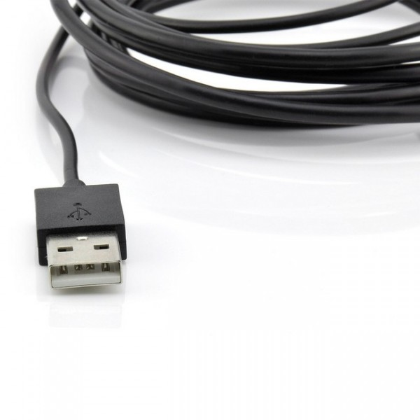 MHL zu HDMI Kabel 11+5Pin Schwarz