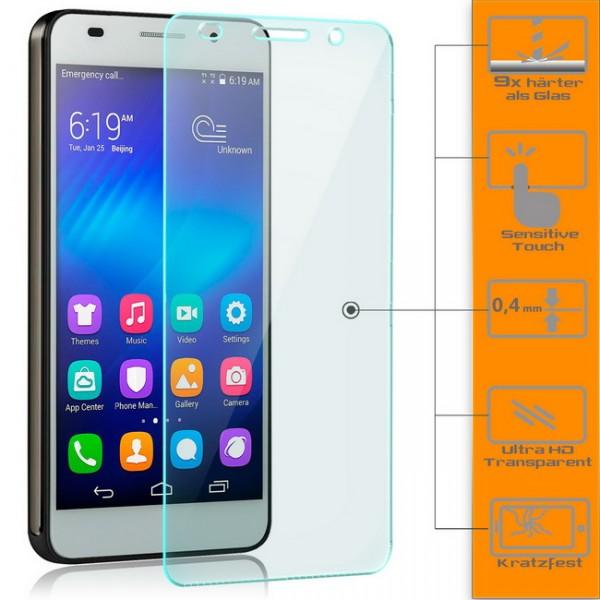 Displayschutzglas für Huawei Honor 6