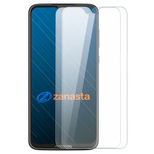2x Displayschutzglas für Motorola Moto G7 Plus