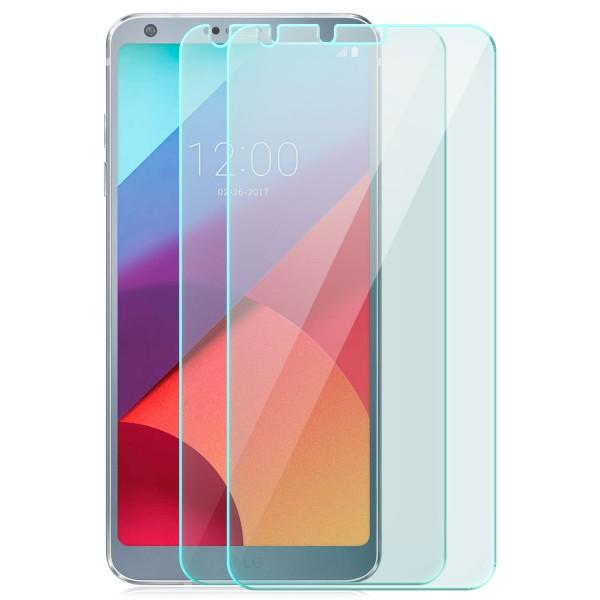 2x Displayschutzglas für LG G6