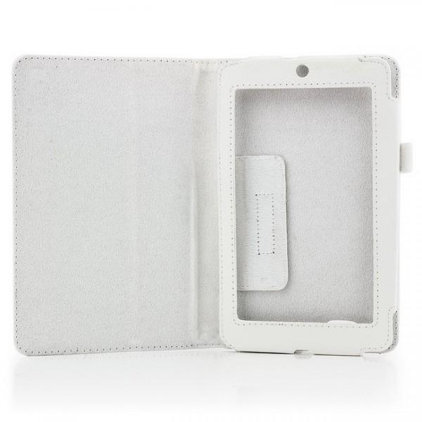 Slim Schutzhülle für Asus MeMo Pad 7 ME172V Weiß