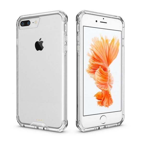"""Schockproof Case für Apple iPhone 8 / 7 (4,7"""") - Transparent"""