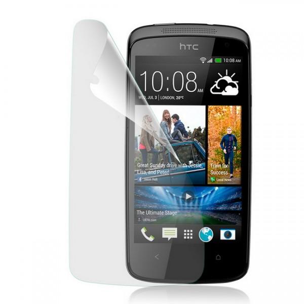 Displayschutzfolie klar für HTC Desire 500