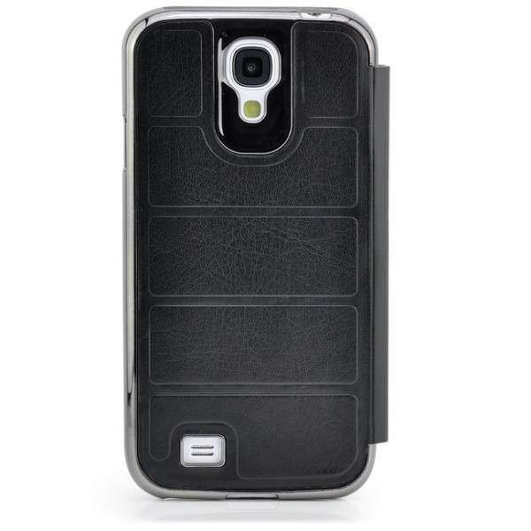 Business View Case für Samsung Galaxy S4 Schwarz