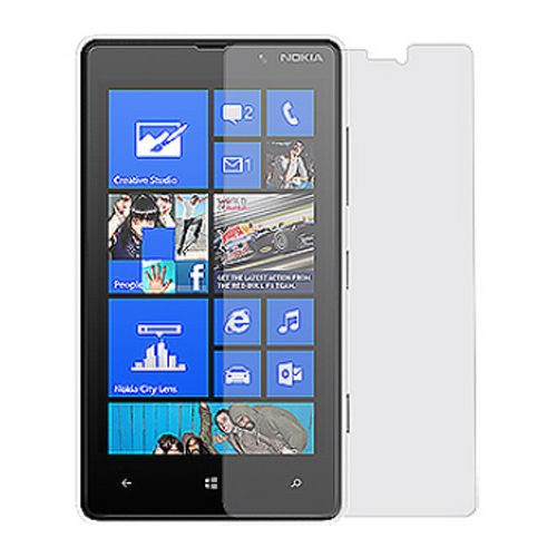 Displayschutzfolie klar für Nokia Lumia 820