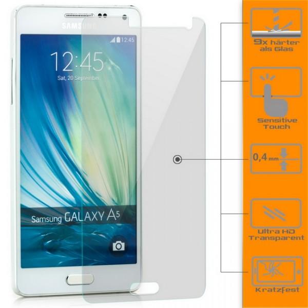 Displayschutzglas für Samsung Galaxy A5