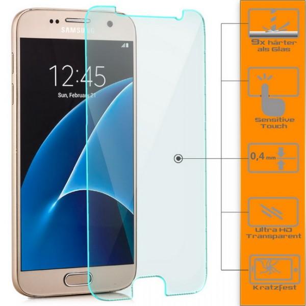 Displayschutzglas für Samsung Galaxy S7