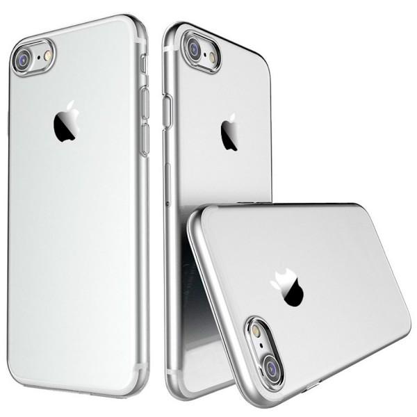 """Premium Ultra Slim Silikon Case für Apple iPhone 8 / 7 (4,7"""") - Transparent"""