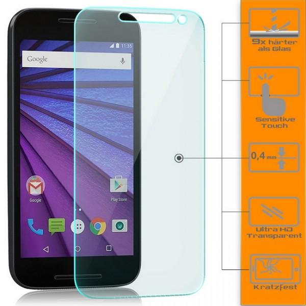 Displayschutzglas für Motorola Moto G3