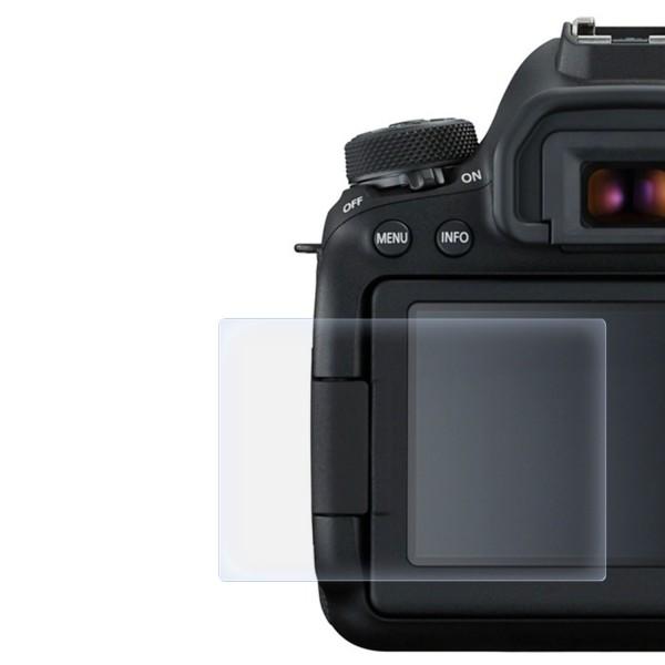 Displayschutzfolie für Canon EOS 6D Mark 2